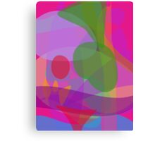 Green Punch Canvas Print