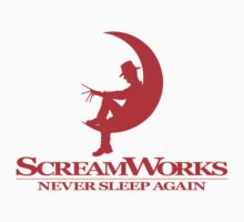 ScreamWorks (Red) Kids Clothes