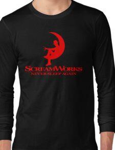 ScreamWorks (Red) Long Sleeve T-Shirt
