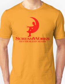 ScreamWorks (Red) T-Shirt