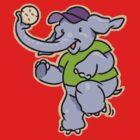 Little-Tyke Baseball by holley01382