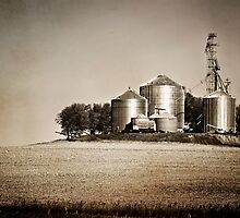 Midwestern Industry by KBritt