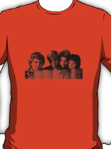 The Goonies - works on any light color shirt! T-Shirt