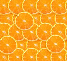 Orange Slices by Charlotte Lake