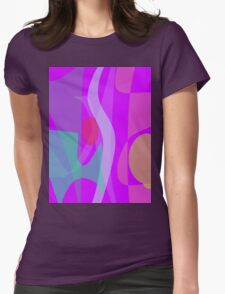 White River Womens Fitted T-Shirt