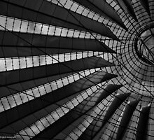 The Roof at Sony Center, Berlin by VilemStudios