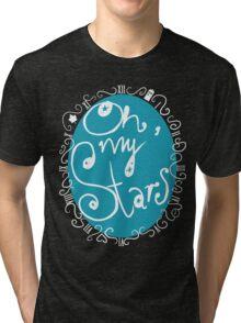 Oh, my Stars Tri-blend T-Shirt