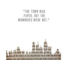 Paper Towns by Charliejoe24