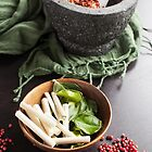 Thai Food Ingredients by Charlotte Lake