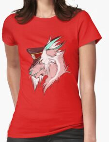 vicious Womens Fitted T-Shirt