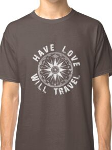 Have Love_white_print Classic T-Shirt