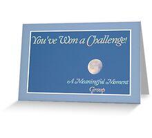 Banner - AMM - Challenge Winner Greeting Card