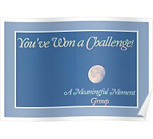 Banner - AMM - Challenge Winner Poster