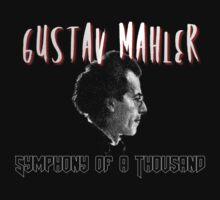 Gustav Mahler by FrenchHornGirl