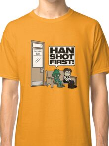 Principal Hutt Classic T-Shirt