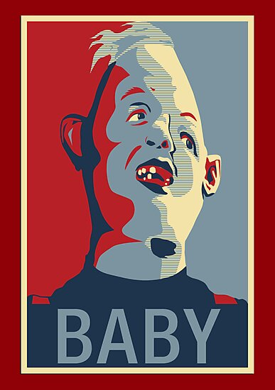 "Sloth from The Goonies - ""Baby"" by CountOtto"