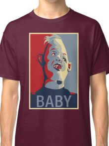 """Sloth from The Goonies - """"Baby"""" Classic T-Shirt"""
