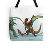 Venusaur-Charizard-Blastoise Tote Bag