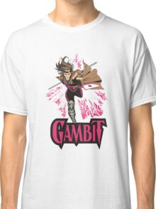 Gambit Superheroes T-Shirt Classic T-Shirt