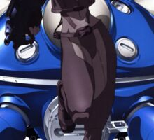 Ghost in the Shell - Major Motoko Kusanagi - Tachikoma Sticker