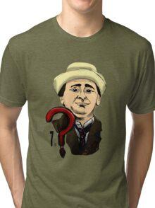 Doctor Number seven Tri-blend T-Shirt