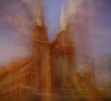 Notre Damm Catherdral by Darren Taylor