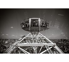 London Eye England Photographic Print