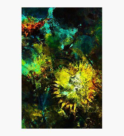 Underwater Symphony Photographic Print