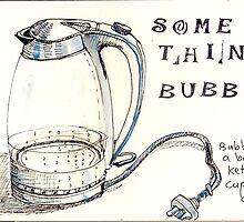 EDiM #1 Something Bubbly by Evelyn Bach