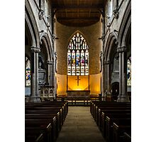 St Lawrence Church Hungerford England Photographic Print