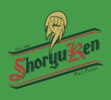Shoryuken pale pilsen Kids Clothes