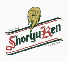 Shoryuken pale pilsen One Piece - Short Sleeve