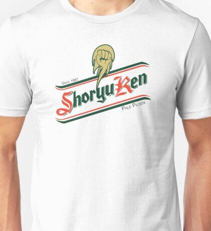 Shoryuken pale pilsen Unisex T-Shirt