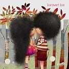love sweet love by © Karin Taylor