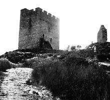 The Hilltop Castle by AndyEllis82