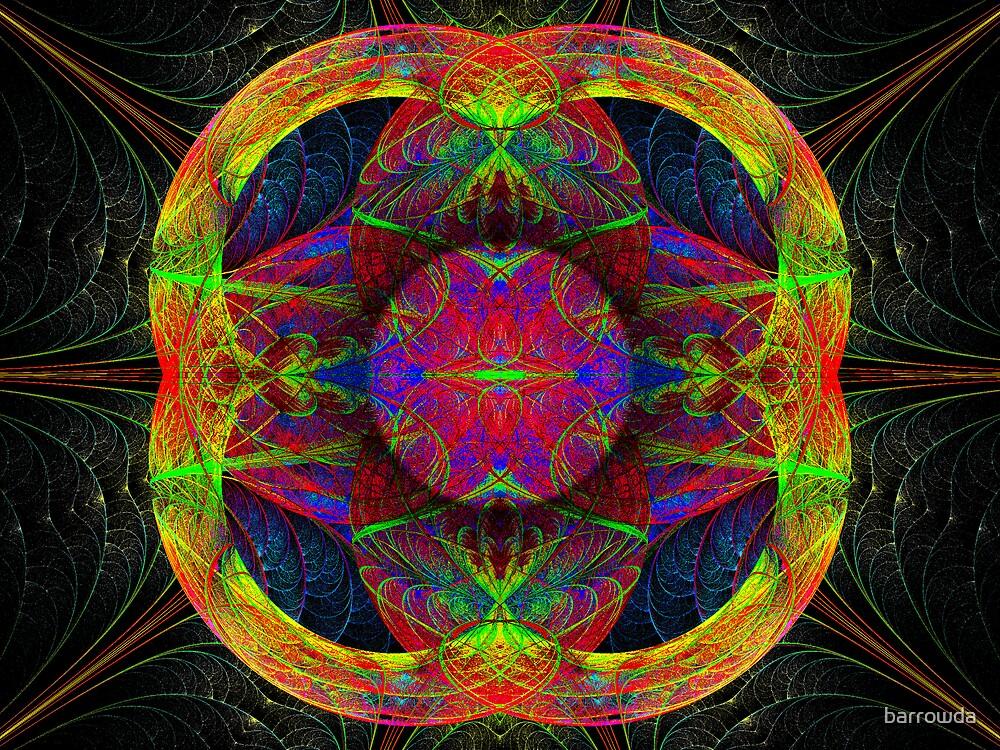 Breach: Primary Color Globe (G1287) by barrowda