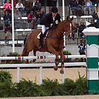 The Equestrians II by John Carey