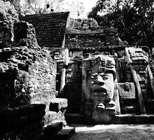 Mayan Ruin by AndyEllis82