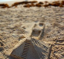 The Mayan Sand Temple by AndyEllis82