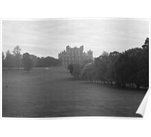 Wollaton Hall aka Wayne Manor Poster