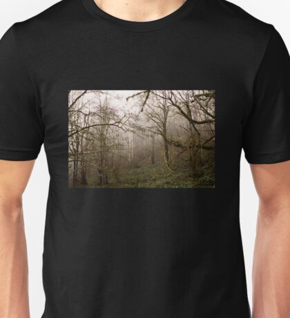 Ghostly Forest Unisex T-Shirt