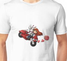 Biker Mice from Mars - Vinnie x Charley Unisex T-Shirt