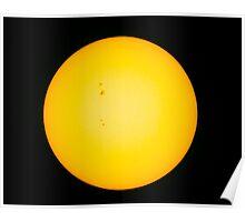 The Sun - Ottawa, Canada Poster