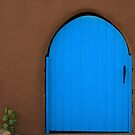 Blue Door #83369 by LoneTreeImages