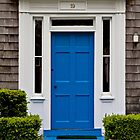 Blue Door #19 by LoneTreeImages