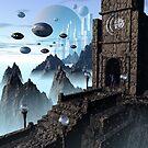Exiting by Dreamscenery