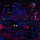 Overseer by Dreamscenery