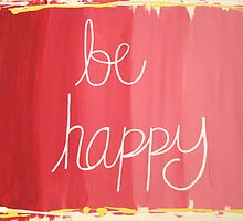 Be Happy by Ali Hatfield
