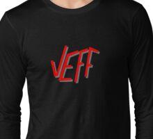 RIP Jeff Hanneman Long Sleeve T-Shirt