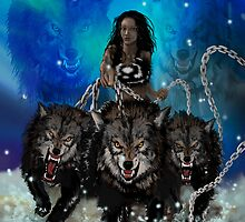 THE WOLF PACK by Ray Jackson